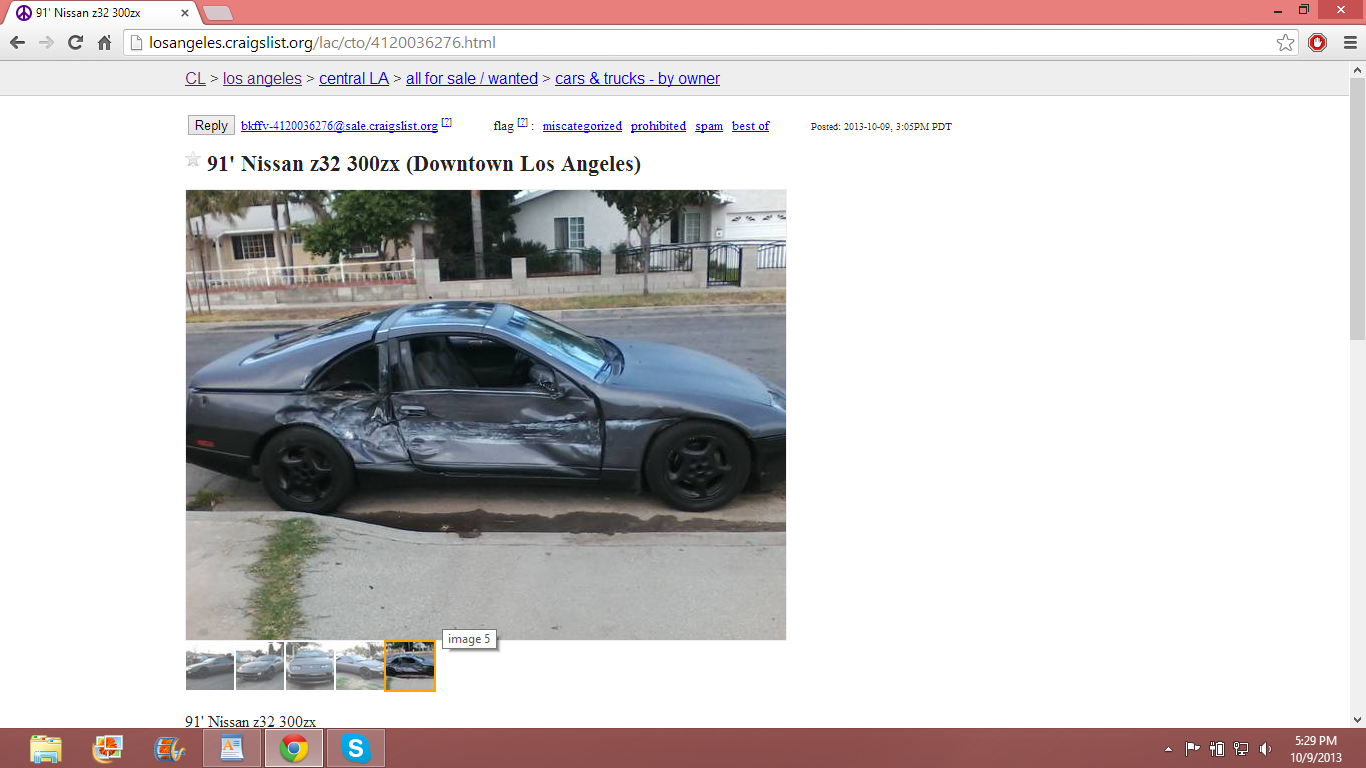Can we have a Craigslist