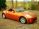 Le Mans Orange Roadster....luvvin it!