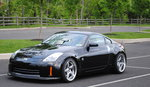 2006 Magnetic Black 350z