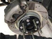 Gkteck 20mm wheel spacers 🤘🏽