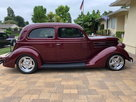 1936 Ford Slantback Barrys Speed Shop Build
