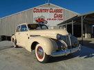 1939 Cadillac Series 60 Fleetwood 4dr Sedan