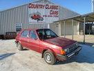 1984 Dodge Omni 4dr hatchback