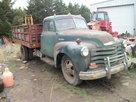 1948 Chevy Loadmaster 5 window farm truck