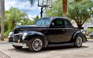 1940 Ford Master Deluxe Coupe Resto-Mod