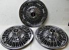 1967 68 69 70 Old Cutlass 442 Wire Spoke Hubcaps