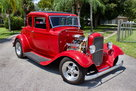 1932 Ford 5-Window Coupe Street-Rod [STEEL BODY]
