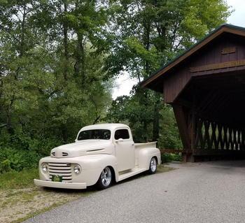 1950 Ford  Custom Truck