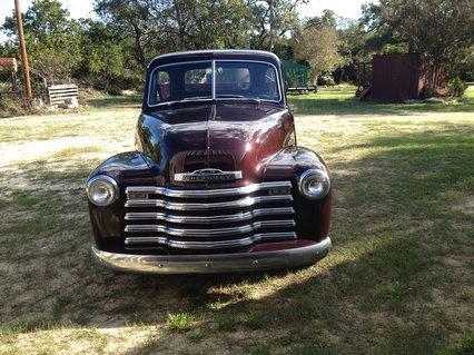 1949 Chevrolet 5 Window Pickup