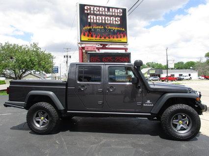 2016 Jeep Wrangler Unlimited  AEV Brute