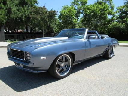 1969 Chevrolet Camaro – Vented 454