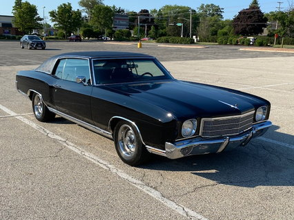 1970 Chevy Monte Carlo SS