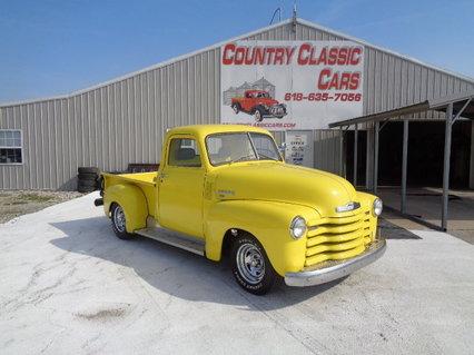 1949 Chevy Pickup Street Rod #12052
