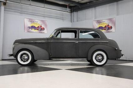 1940 Pontiac Sedan
