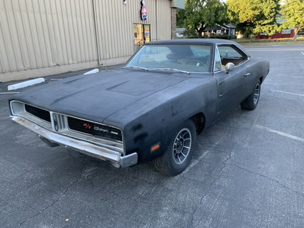 1969 Dodge Charger w/440(Originally 383)