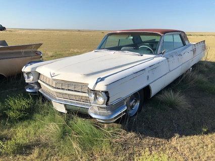 64 Cadillac DeVille