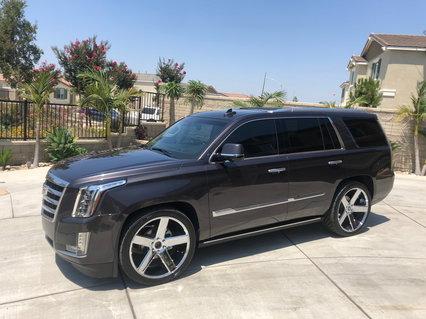 2016 Cadillac Escalade Like New 18K Original Miles