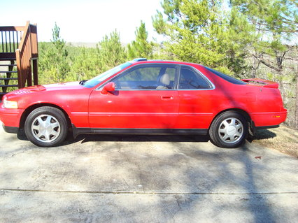 ACURA LEGEND L COUPE 1993 V-6 TYPE 2 ENGIN   AUTO