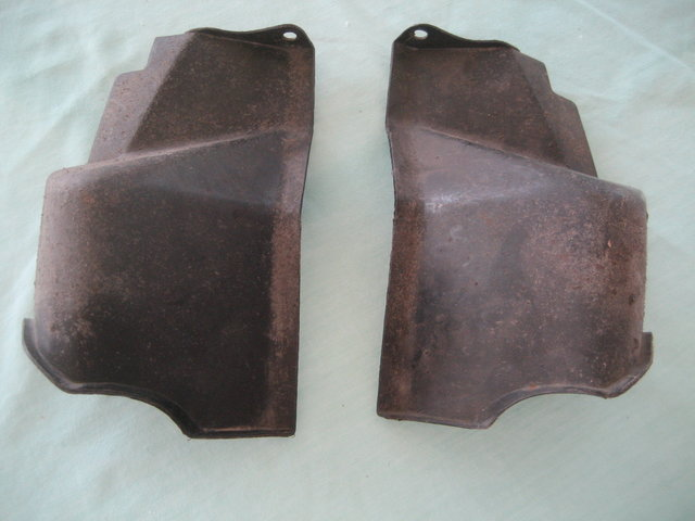 1966 Pontiac GTO Backup Light Shields