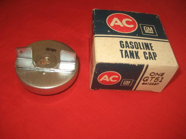NOS 1965-70 Pontiac GTO Gas Cap