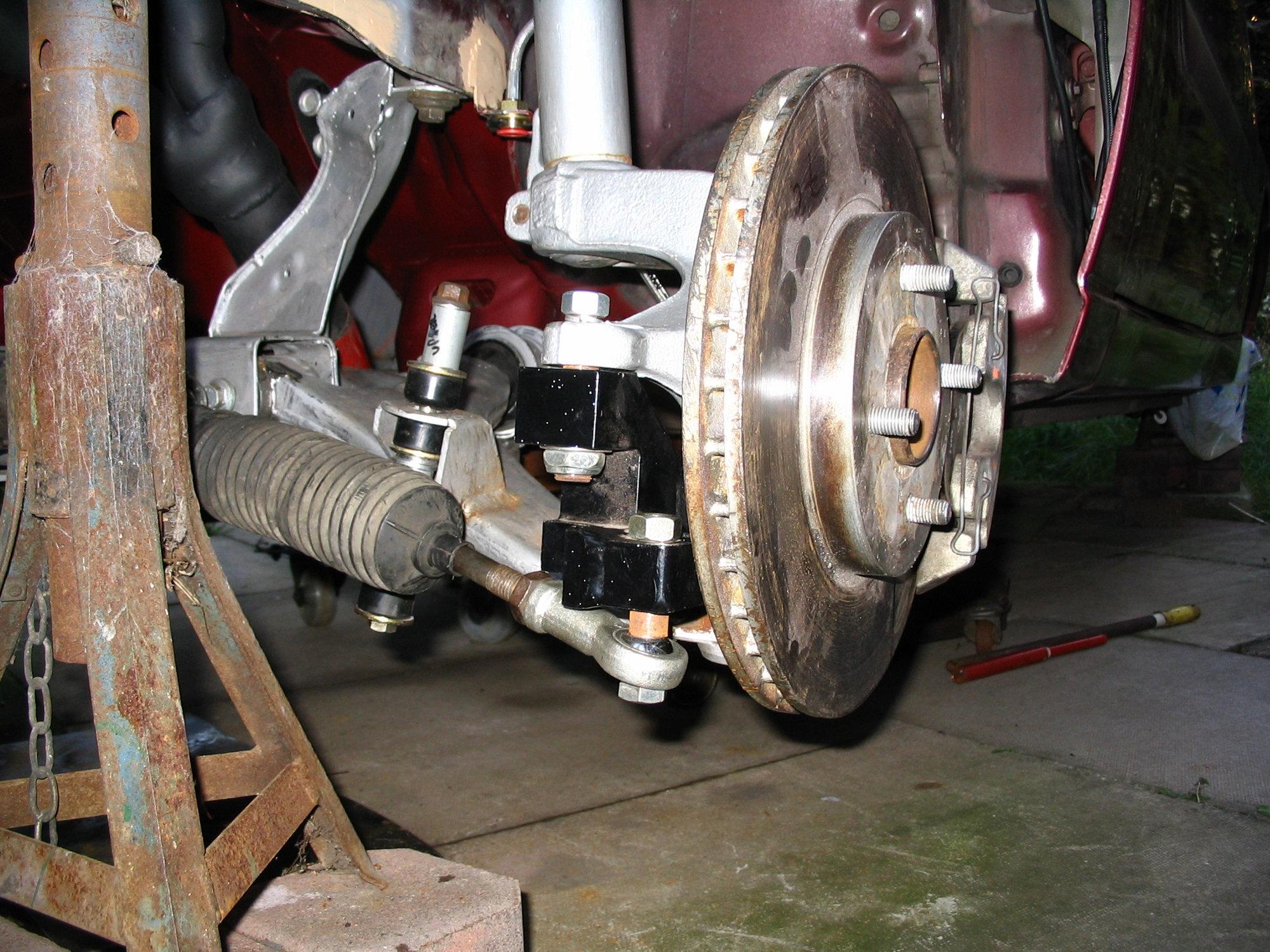 St170 Instrument Cluster   V8 Conversion