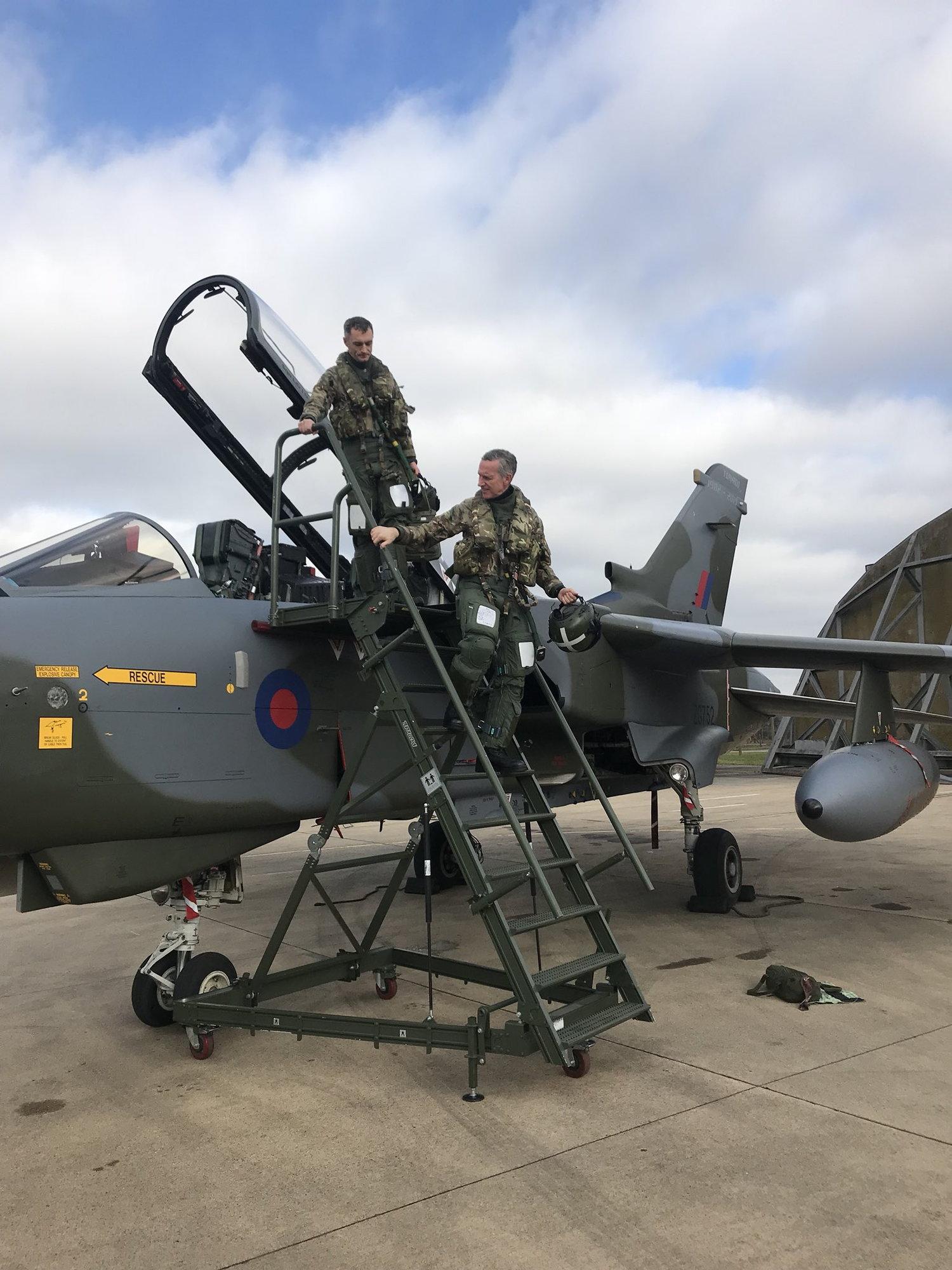 PPRuNe Forums - View Single Post - Tornado GR4 last flight