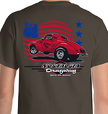 American Way Gasser T-Shirt  for sale $23.95