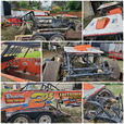 Open wheel modified and 17ft trailer  for sale $1,500
