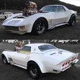 1972 corvette  for sale $140,000