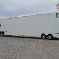2000 53' Competition Gooseneck Trailer  for Sale $85,900