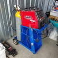 Lincoln Electric MIG Welder SP-135T Bundle 120V plug in