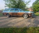 Custom Cruiser Woody Wagon, SUPER COOL!!
