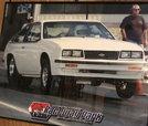 1982 Chevrolet Cavalier  for sale $30,000