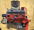 SBC racing engine