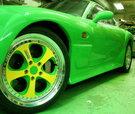 Custom 1993 Mazda RX7: 550hp Show Car  for sale $55,000