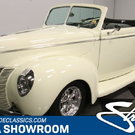 1940 Ford Cabriolet Convertible