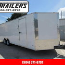 2022 Freedom Trailers 24ft With 5200lb Axles Car / Racing Tr