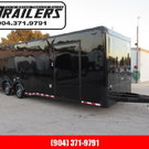 2020 Continental Cargo 30' Finished Car / Racing Trailer