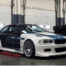 Wide Body Kit for BMW E46