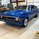 74 Nova BB drag car (Lower Price)