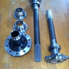 """MOSER ENGINEERING 9"""" FORD REAREND & SPOOL for Sale $500"""