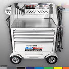 Best Damn Toolbox | Pit/Track Support Cart