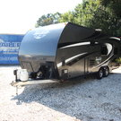 2015 Quick Silver 8 x 22 Toy Hauler