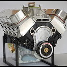 BBC 572 ENGINE, MERLIN IV BLOCK, CRATE MOTOR 740 hp