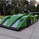LMR Turbo Prototype Race Car (Built 500HP Hyabusa Engine)