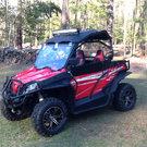 2016 cf moto 800 custom for Sale $10,500