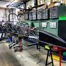 2019 Advanced Chassis 4-Link Dragsters