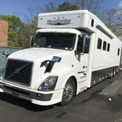 2009 Showhauler on Volvo Chassis