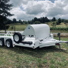 2013 20' roadster trailer