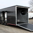 LOADED All Alum 2020 28' Removable Wheel Well Trailer